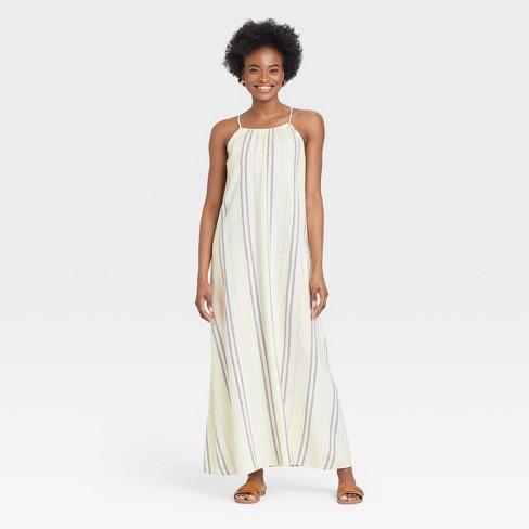 Women's Sleeveless Dress - A New Day™ - image 1 of 3