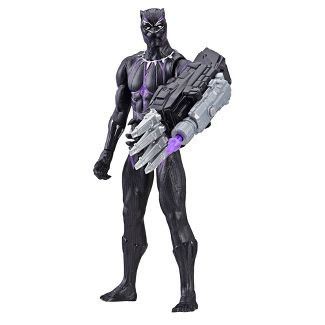 Marvel Avengers: Endgame Titan Hero Series Black Panther Action Figure