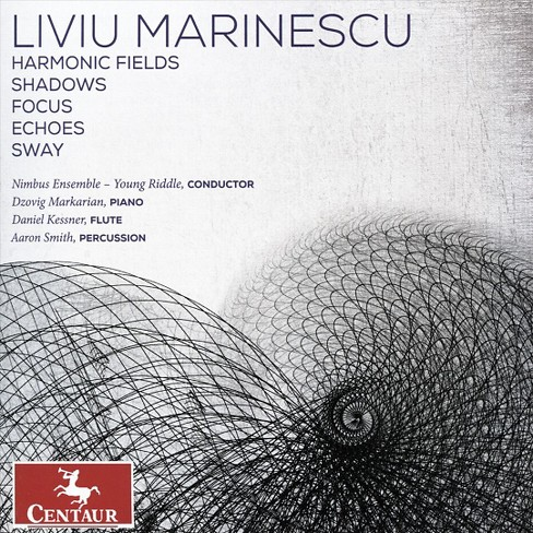 Nimbus ensemble - Marinescu:Harmonic fields/Shadows/Foc (CD) - image 1 of 1