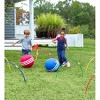 HearthSong Oversized Kick Croquet Outdoor Game for Kids - image 2 of 4