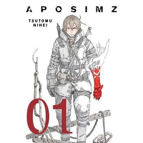 Aposimz, Volume 1 - by  Tsutomu Nihei (Paperback) - image 1 of 1