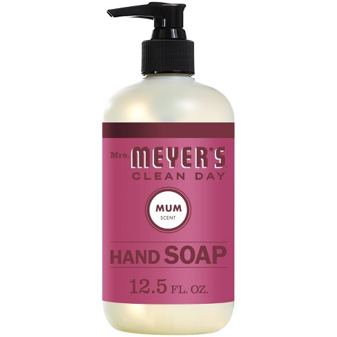 Mrs. Meyer's Clean Day Liquid Hand Soap - Mum - 12.5 fl oz - image 1 of 3