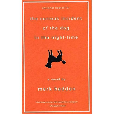 The Curious Incident of the Dog in the Night-Time - (Vintage Contemporaries) by  Mark Haddon (Hardcover) - image 1 of 1