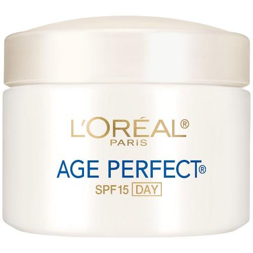 L'Oreal Paris Age Perfect Day Cream SPF 15 2.5oz