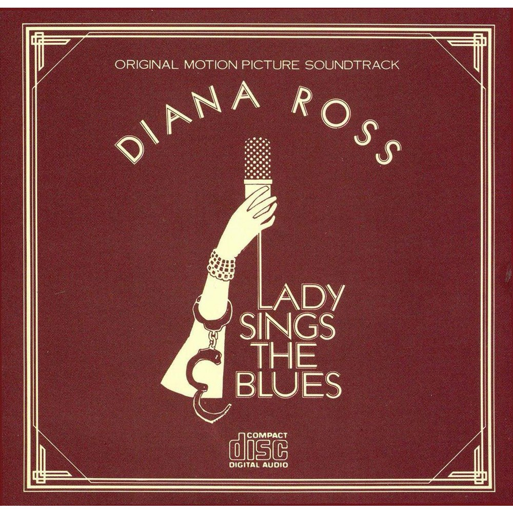 Diana ross - Lady sings the blues (CD)