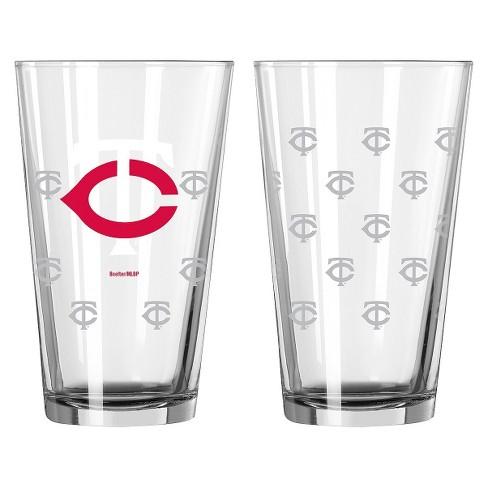 Minnesota Twins Glass
