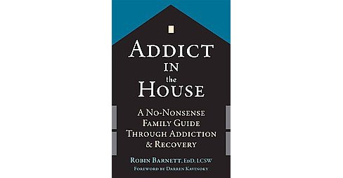 Addict in the House : A No-Nonsense Family Guide Through Addiction & Recovery (Paperback) (Robin - image 1 of 1