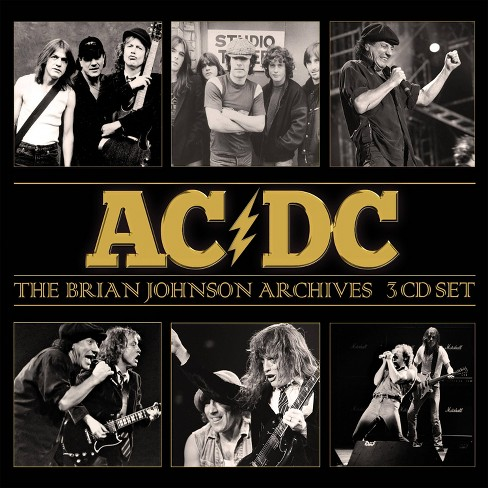 AC & DC - Brian Johnson Archives (CD) - image 1 of 1