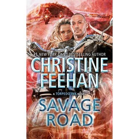 Savage Road - (Torpedo Ink) by  Christine Feehan (Paperback) - image 1 of 1