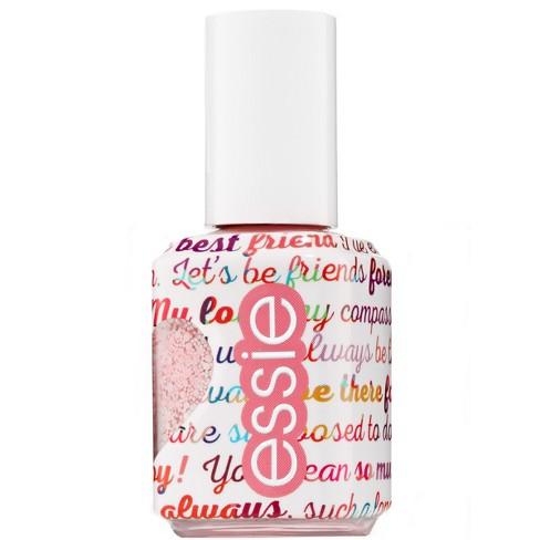 Essie Valentines Day Glitter & Shimmer Nail Polish - 0.46 Fl Oz : Target