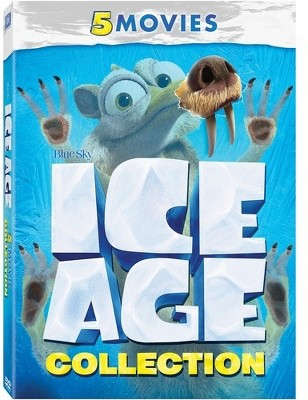 Ice Age 5-Movie Collection (DVD)