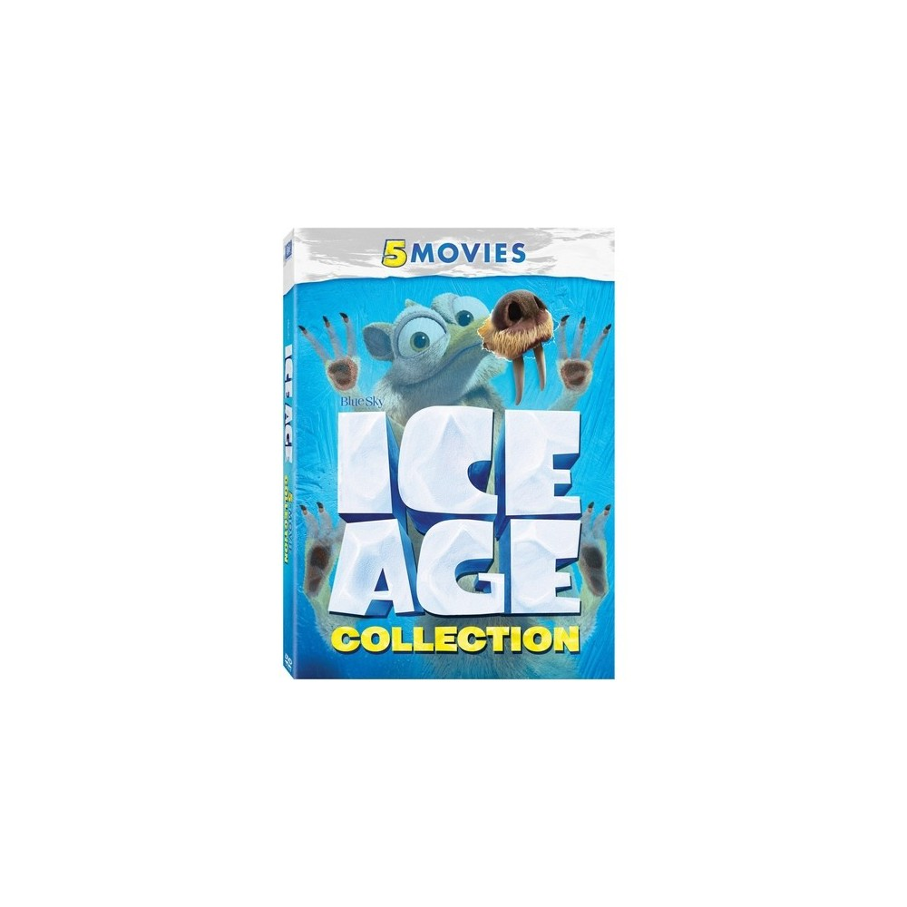 Ice Age 5 Movie Collection (Dvd)