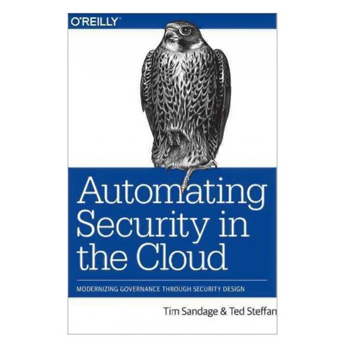 Automating Security in the Cloud : Modernizing Governance Through Security Design -  (Paperback) - image 1 of 1