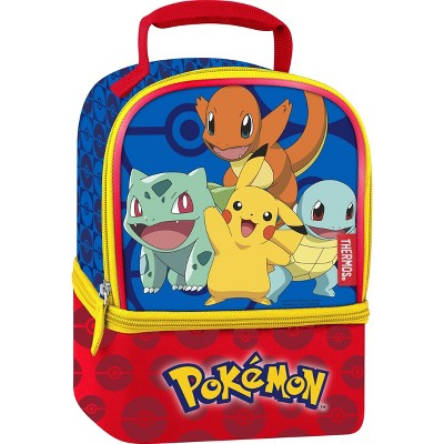 Thermos Pokemon  Dual Compartment Lunch Bag
