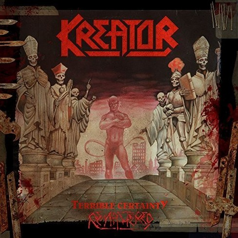 Kreator - Terrible Certainty (CD) - image 1 of 1