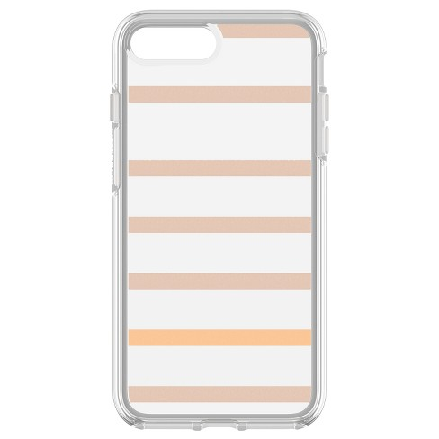 OtterBox iPhone 8 Plus/7 Plus Case Symmetry - Inside the lines - image 1 of 8