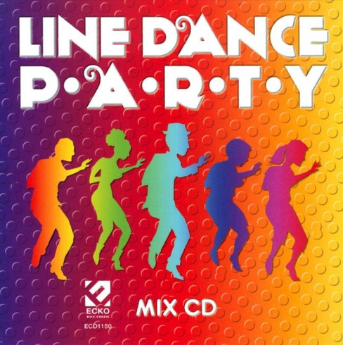 Various - Line Dance Party:Mix Cd (CD) - image 1 of 1