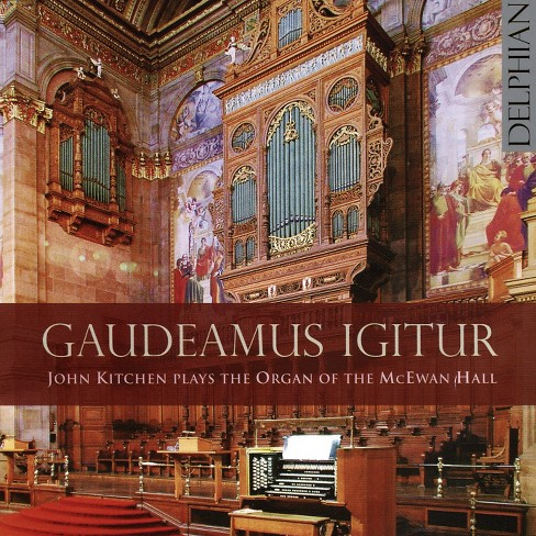John kitchen - Gauddeamus igitur (CD) - image 1 of 1