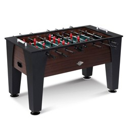 Lancaster Gaming Company Manchester 54 inch Arcade Game Room Foosball Table