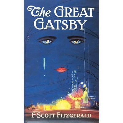 The Great Gatsby - by  F Scott Fitzgerald (Paperback)