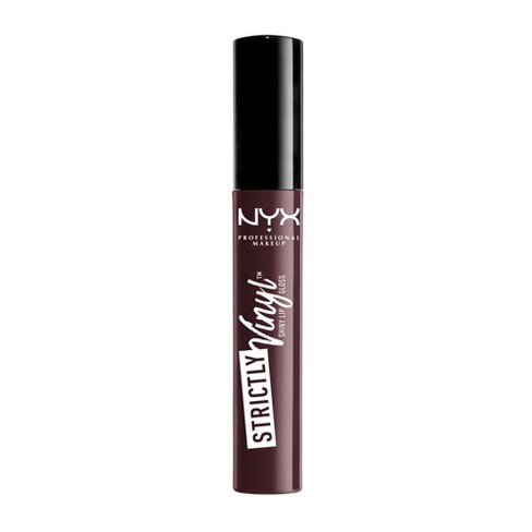 NYX Professional Makeup Strictly Vinyl Lip Gloss - 0.11 fl oz - image 1 of 4