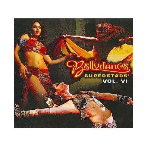 Various Artists - Bellydance Superstars, Vol. 6 (Digipak) (CD) - image 1 of 1