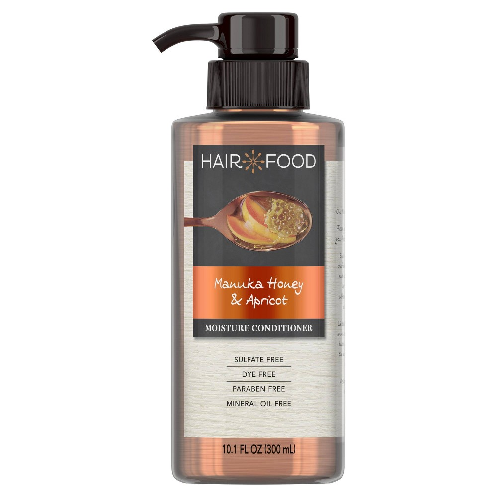 Image of Hair Food Manuka Honey & Apricot Moisture Conditioner - 10.1 fl oz