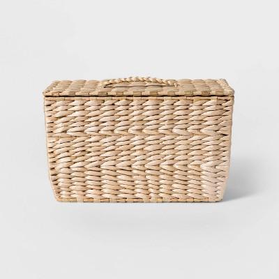 Woven Basket Natural - Threshold™