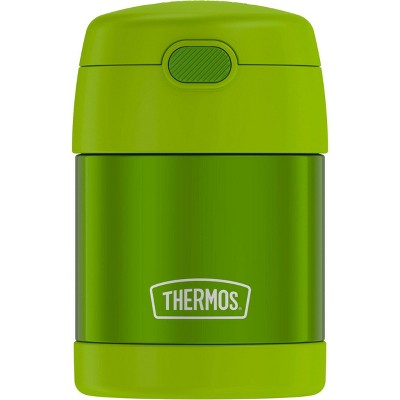 Thermos 10oz FUNtainer Food Jar with Spoon - Lime