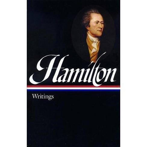 Hamilton - (Library of America) by  Alexander Hamilton (Hardcover) - image 1 of 1