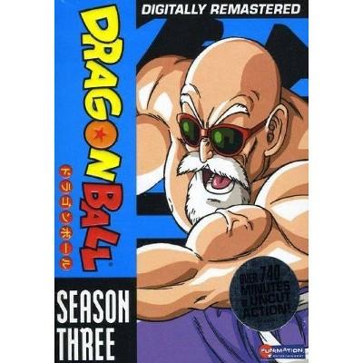 Dragon Ball: Season 3 (DVD)