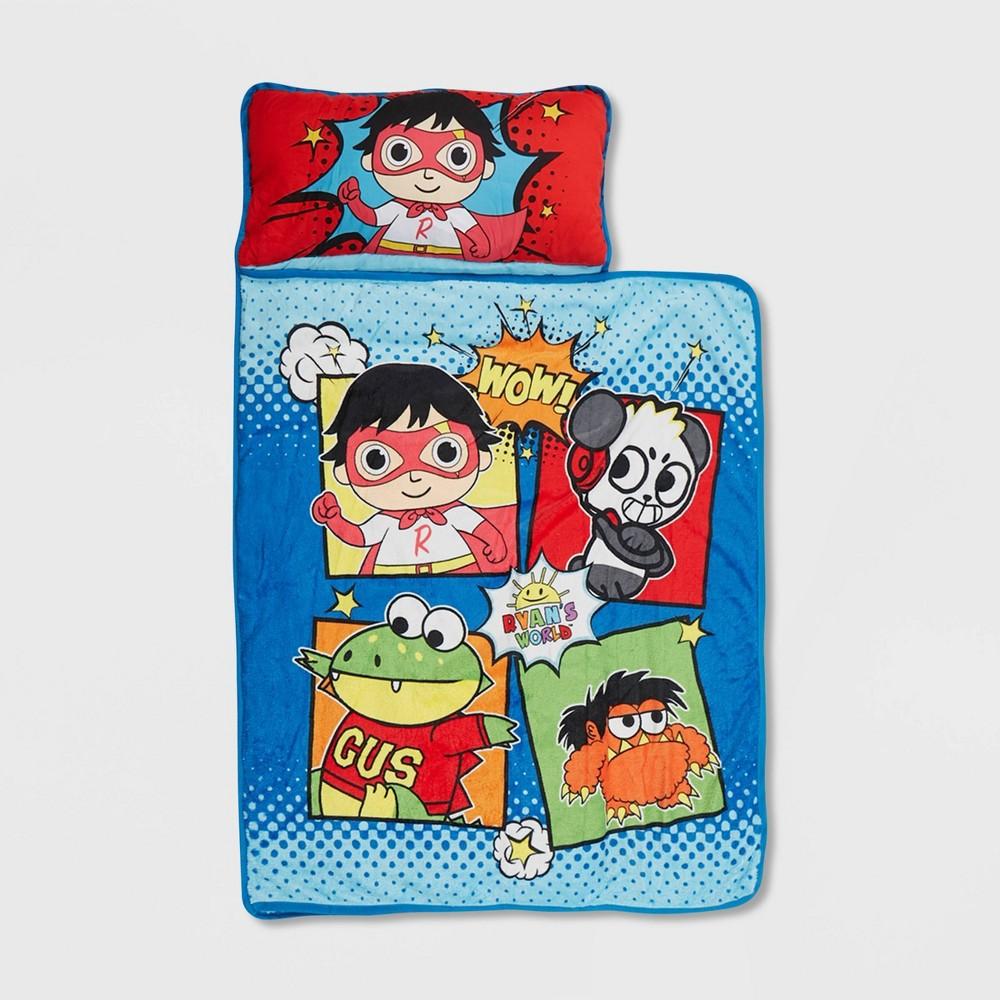 Image of Ryan's World Toddler Nap Mat, Kids Unisex
