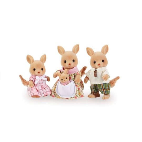 Calico Critters Kangaroo Family image number null