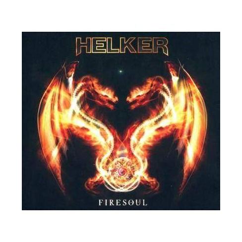 Helker - Firesoul (CD) - image 1 of 1