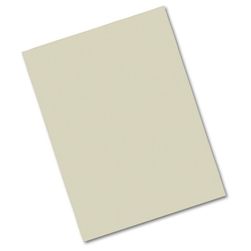 "Paper 9"" X 12"" Pacon Light Brown - image 1 of 1"
