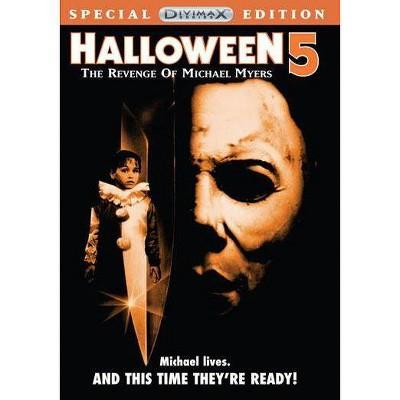 Halloween 5: The Revenge Of Michael Myers (DVD)(2006)