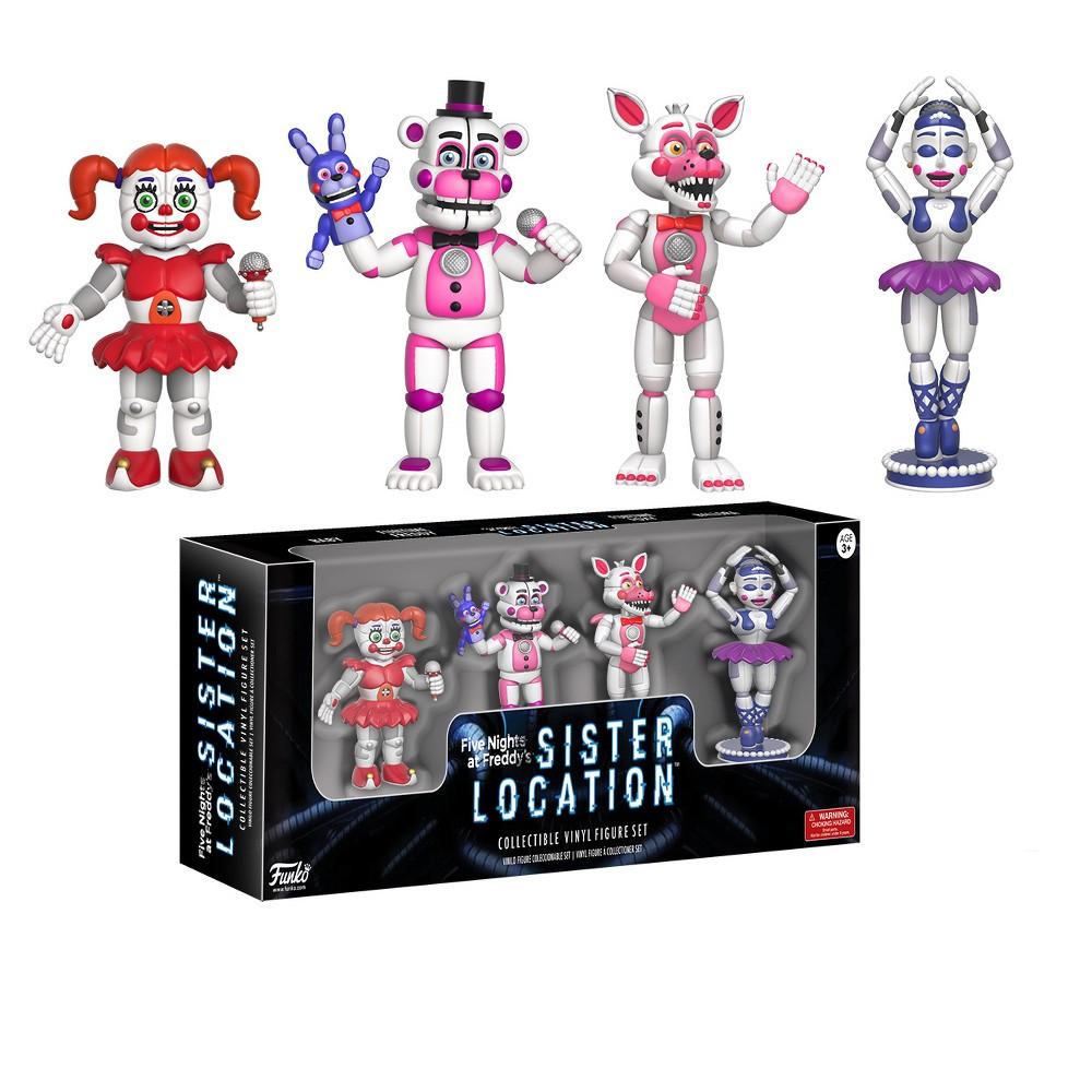 Funko Trollhunters Sister Location Figure Set 2 4pk
