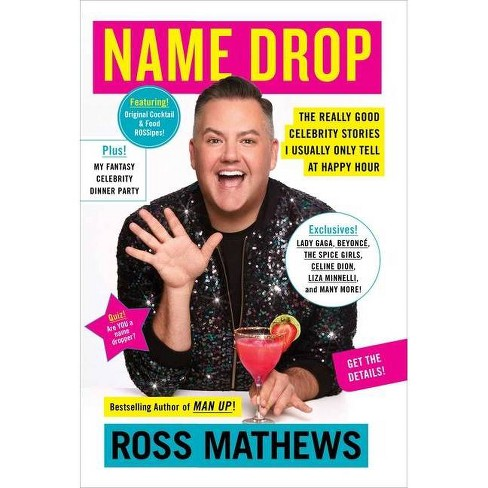 Name Drop - by Ross Mathews (Hardcover) - image 1 of 1
