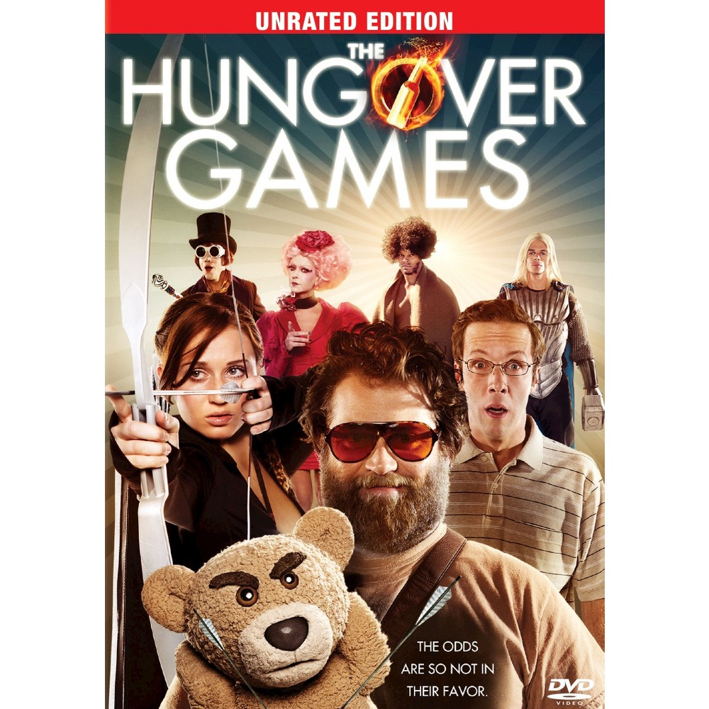 Hungover Games (Dvd), Movies