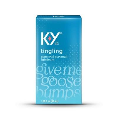 K-Y Tingling Lube - 1.69oz