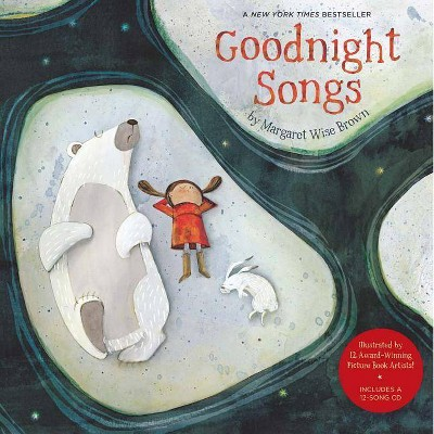 Goodnight Songs - by Margaret Wise Brown (Mixed media product)