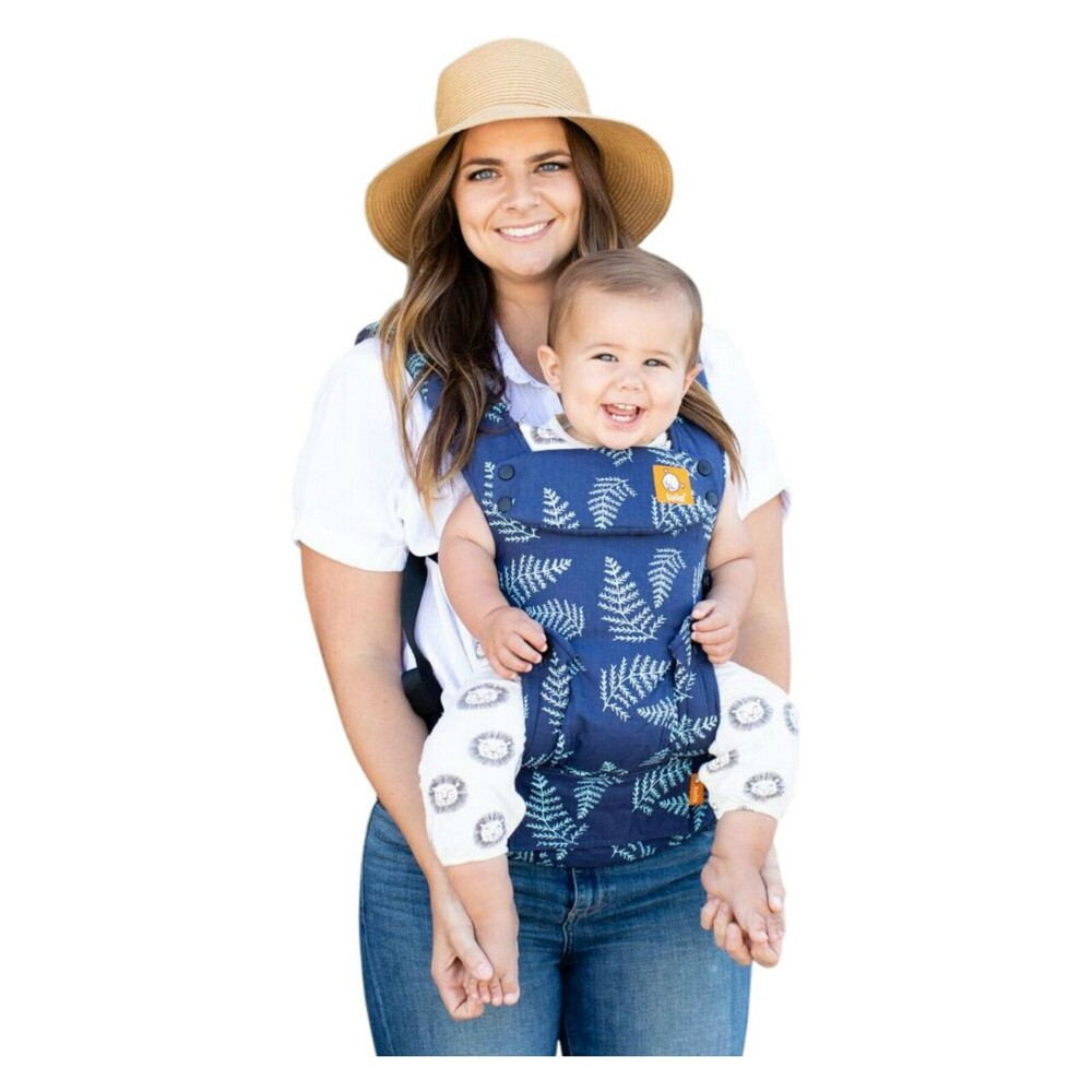 Image of Tula Explore Multi-Position Baby Carrier - Blue