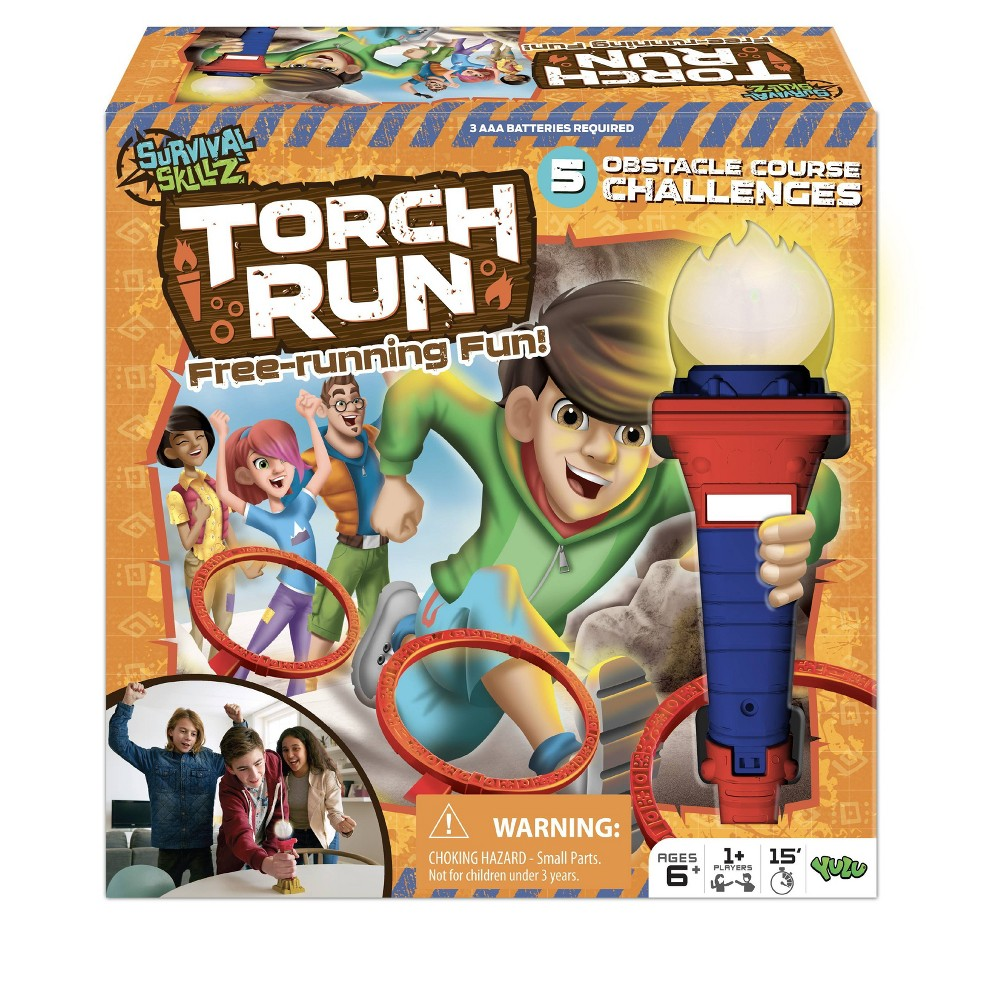 Torch Run Board Game, Board Games was $19.99 now $9.99 (50.0% off)