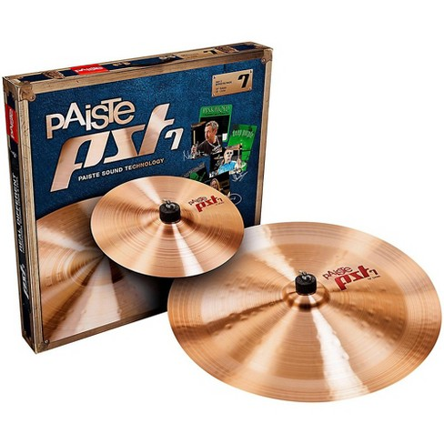 Paiste PST 7 Effects Pack 10 and 18 in. - image 1 of 1