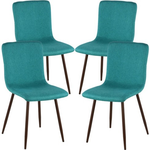 Set of 4 Pierre Mid Century Dining Chair - Poly & Bark - image 1 of 4