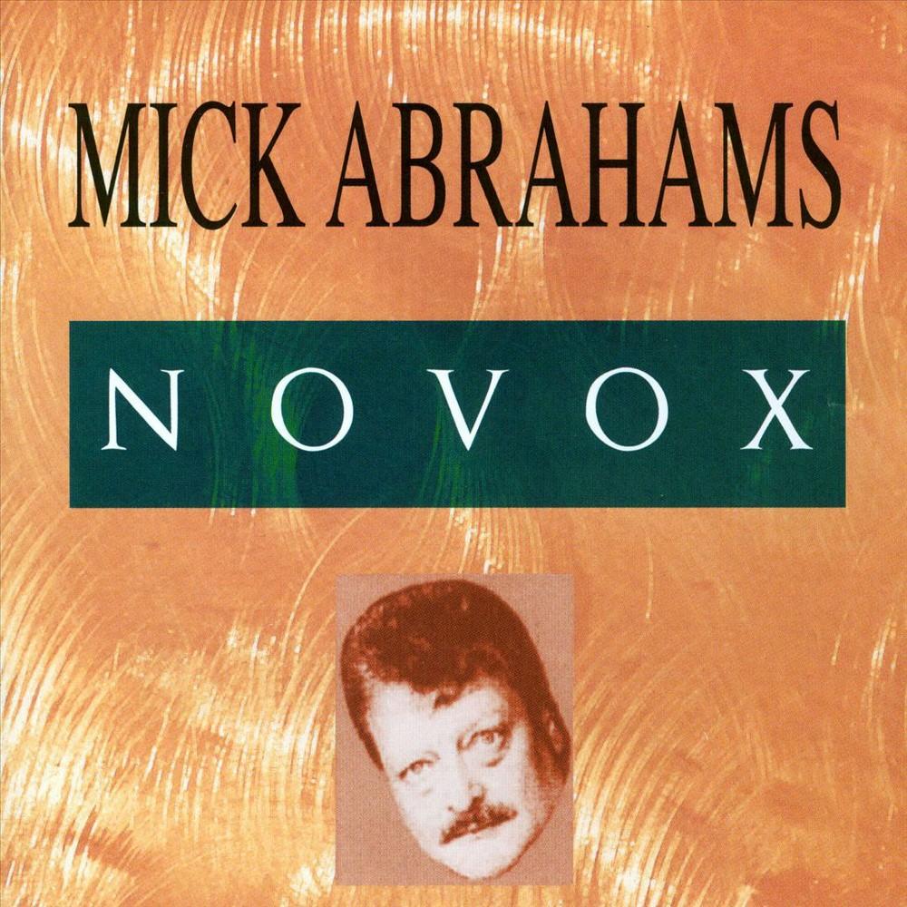 Mick Abrahams - Novox (CD)