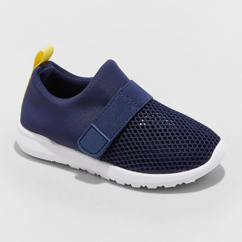 Toddler Slip On Austen Water Shoes Cat 38 Jack 8482 Navy 10