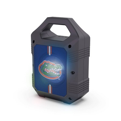 NCAA Florida Gators Bluetooth Speaker with LED Lights
