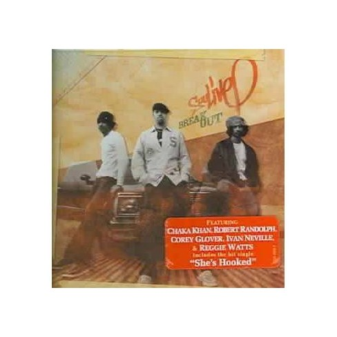 Soulive - Break Out (CD) - image 1 of 1