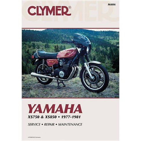 Yamaha Xs750 & 850 Triples 77-81 - 3 Edition by  Penton (Paperback) - image 1 of 1